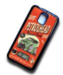 KOOLART PETROLHEAD SPEED SHOP Design For Green Ford Focus RS Case Cover Fits Samsung Galaxy S5